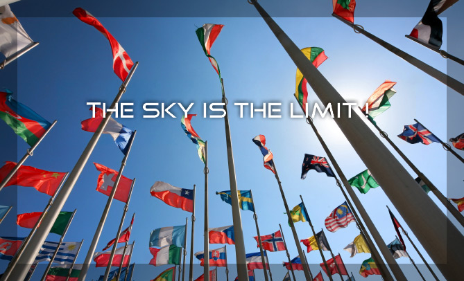 vlaggenwereld.nl - the sky is the limit!